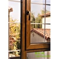 天津72美国红橡铝木复合窗