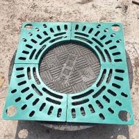 天津复合井盖  复合护树板 树池箅子 复合沟盖板