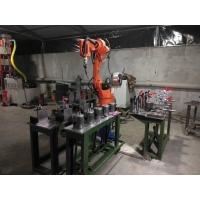 工業機器人自動化