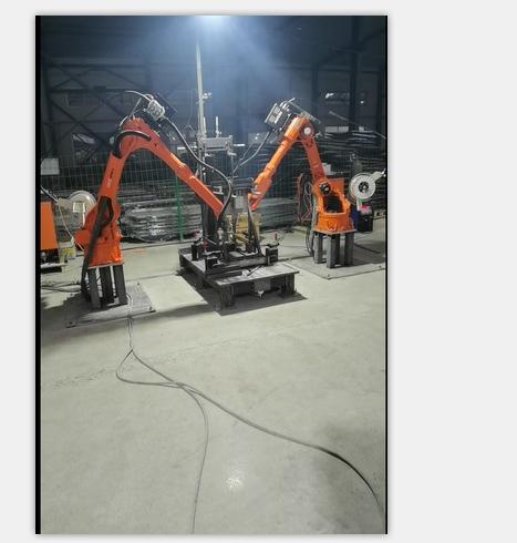 两米弧焊机器人