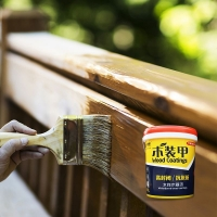 海顺木装甲水性木器漆水性哑光底漆固化剂活化期长光泽稳定