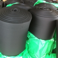 供应橡塑保温板 防水防潮橡塑板 B级防火保温板