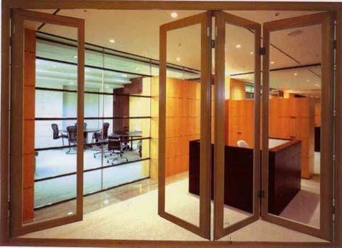 75JD折叠门窗系列型材