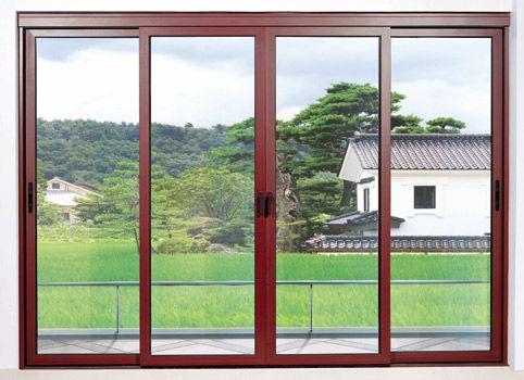 789系列推拉窗型材
