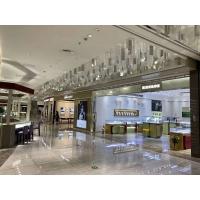 麗水幾種常用的玻璃珠寶柜臺制作材質