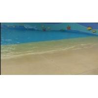 游泳池等使用的聚脲防水材料铺装