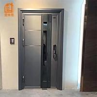 广东佛山韩式门生产厂家批发定制不锈钢门