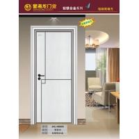 广东佛山铝合金室内门厂家批发3D打印铝蜂窝填充全铝合金房间门