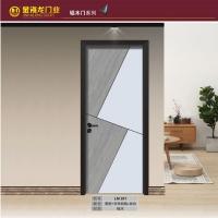 佛山铝房门生产厂家爱林堡铝木门铝合金房间门款式图片