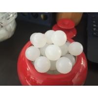 直线筛清网用橡胶球--不同大小防堵球