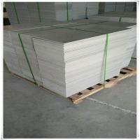 pvc硬质塑料板 5mm8mm10mm塑料pvc挡土板 工程