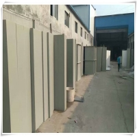 硬质聚氯乙烯板材 防腐pvc风管4mm5mm灰色硬板