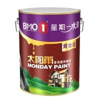 星期一外墙多功能水漆