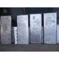 铝艺加工 精雕门板、铝艺庭院大门