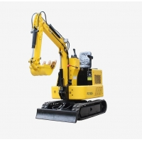 市政开沟小微型挖掘机生产挖掘机农林小型挖掘机 1.5吨小挖机