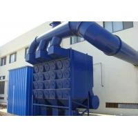 脈沖濾筒除塵器工作原理-脈沖濾筒除塵器生產廠家