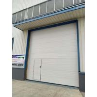 廊坊地区工业提升门优惠价格  汇峰门业 品质保证