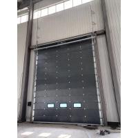 无锡翻板提升门优惠价格 汇峰门业 品质保证