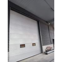 南京地區電動提升門優質廠家  匯峰門業 品質保證
