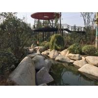 批发销售大型鹅卵石园艺石河卵石景观石假山石庭院石材