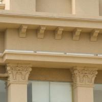 梁托 grc梁托 檐口装饰构件 eps泡沫构件线条 窗套门套
