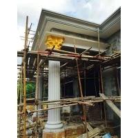 厂家批发罗马柱 grc水泥罗马柱 别墅阳台栏杆 门厅罗马柱窗