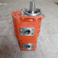 供应厂家直销福田装载双联机齿轮油泵