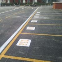 丙烯酸马路划线漆 快干黄色标线涂料