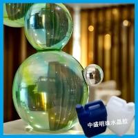 厂家生产批发供应 透明树脂水晶工艺品专用胶 库存充足 诚意合