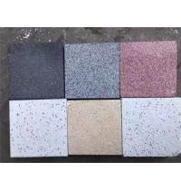 厂家直销石英砖 仿芝麻黑芝麻灰生态仿石砖 2.5公分通体陶瓷