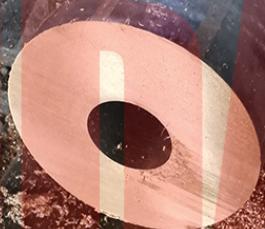 供應國標5-5-5錫青銅板 Qsn663錫青銅銅板 10-1
