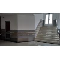 天津安全通道扶手 无障碍坡道扶手 残疾人通道扶手定做批发