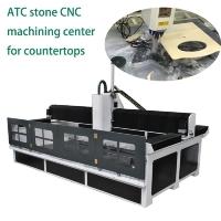 CNC 济南嘉信jx-3015石材加工中心 45度异形加工