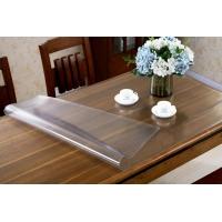 防水防烫防油免洗塑料透明餐桌垫水晶板定做