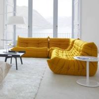 拉赫蒂毛毛虫沙发北欧现代经典客厅沙发家具定做