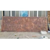 北京铜浮雕厂加机关单位大厅浮雕墙壁画