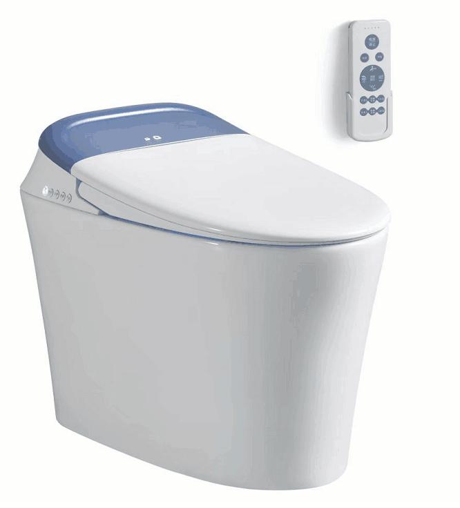 威尼斯卫浴电脑坐便器圣西罗卫浴智能马桶
