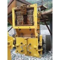 整套zf40型二合一破碎机砂石料生产线设备低价处理
