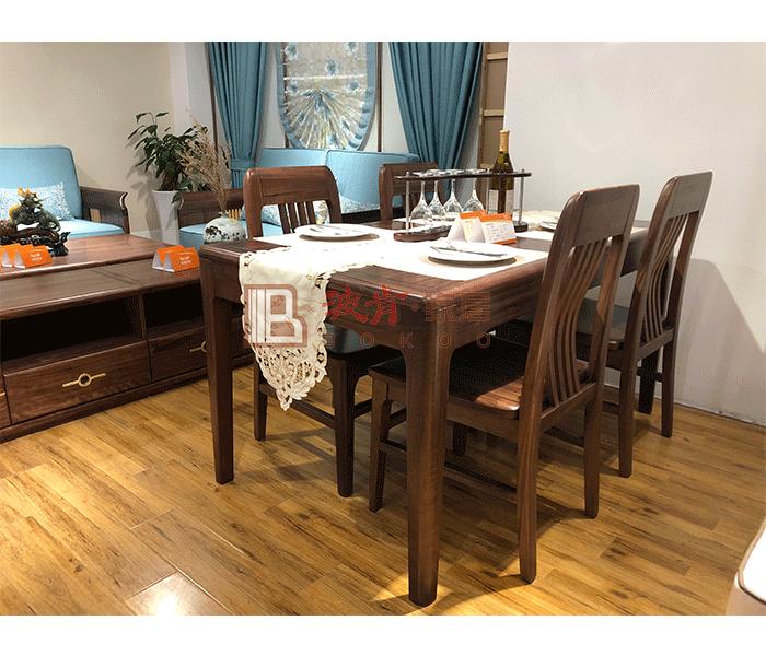 南京實木家具-波肯家具-新中式
