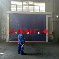 郑州高速堆积门安装价格克朗斯厂家