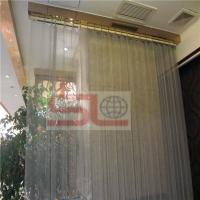 装饰网帘轧花装饰网帘轧花不锈钢金属室内装饰网帘