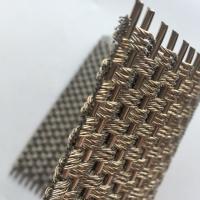 硕隆软装系列XY-M33电梯工程专用不锈钢密纹装饰网