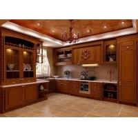 私人定制实木橱柜,整体橱柜。