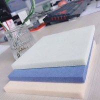 聚酯纤维吸音板 源盛装饰吸音板批发