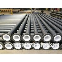 河南暢鳴DN100Q235襯塑管廠家供應