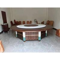 电动餐桌厂批发 实木电动餐桌 家用电动餐桌