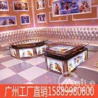 广州KTV茶几包房 异形主题茶几