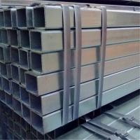 镀锌方矩管 方矩管价格 厚壁镀锌方矩管规格型号表