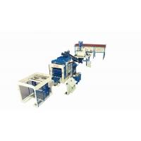 QT10-15全自动免烧砖机空心砖机PC砖机透水砖机制砖机