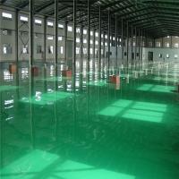 廠房車庫環氧地坪密封固化劑地坪防塵地坪漆施工